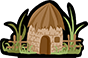 Grass Hut Package 1